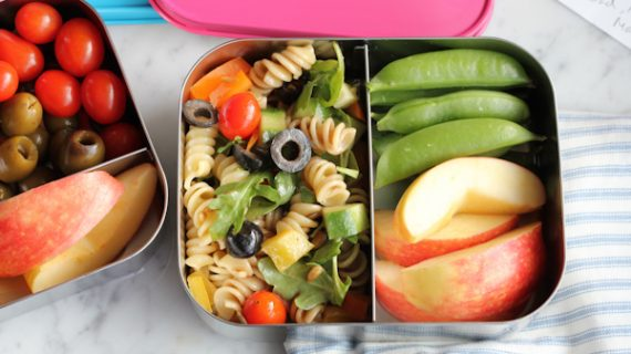 Six Back-to-School Lunchbox Ideas