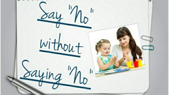 say no without saying no –  a bali daycare tips