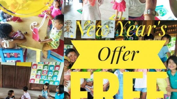 Skoebi-do Child Care Centre Sanur New Year's Offer!