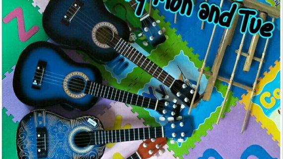 Skoebi-do Child Care Centre Music Class