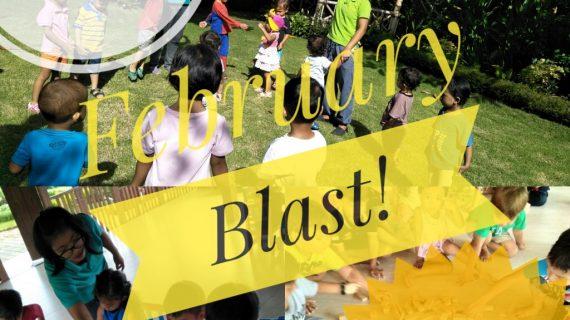 Skoebi-do Child Care Centre Bali February Blast