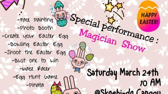 Skoebi-do Child Care Centre Easter Party 2018