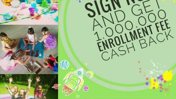 Skoebi-do Child Care Centre April Promo