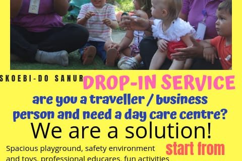 Skoebi-do Child Care Centre Daily Drop-in Solution
