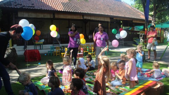 Party Organizer Skoebi-do Child Care Centre Bali