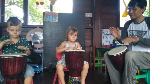 Skoebi-do Child Care Centre Music Class
