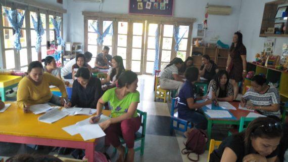 Skoebi-do Jolly Phonics Teachers Training