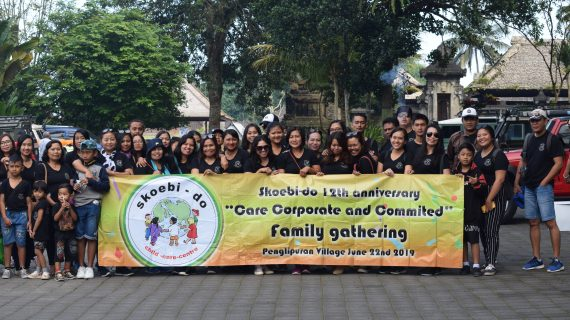 "Skoebi-do 12th Anniversary ""Care, Corporate and Committed"""