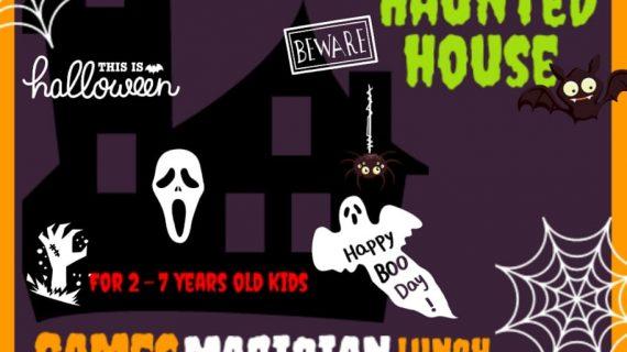 Skoebi-do Haunted Party