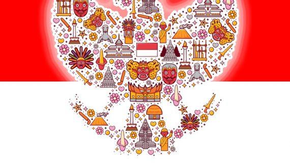 Selamat Hari Pancasila. Remembering Pancasila Day