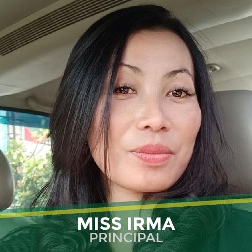 Miss IRMA