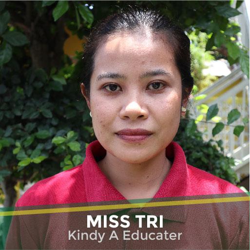Miss TRI