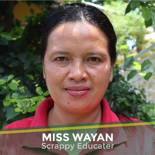 Miss WAYAN